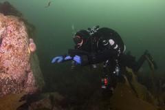 20160803-Eyemouth23 (Dacmirc) Tags: eyemouth diving ukdiving rebreather