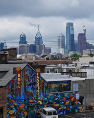 Philadelphia from 2nd and Girard (Charlie Bagent Photography) Tags: nikon p7000