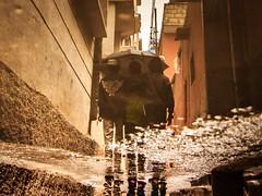Monsoon Moods - Benagaluru, India (Kartik Kumar S) Tags: street friends india reflection kids season children photography bangalore streetphotography rainy monsoon karnataka rains shivajinagar bengaluru