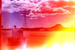 (____J____) Tags: lisergico lsd paisaje landscape vlc valencia colours ricoh35zf film ishootfilm