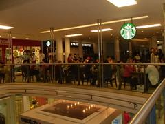 Starbucks Paseo del Siglo (avraham_benyosef) Tags: dazzler