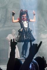 BABYMETAL in San Francisco, July 14th 2016 #26 (satoshikom) Tags: sanfrancisco concert heavymetal theregencyballroom babymetal yuimetal panasonicdmczs100
