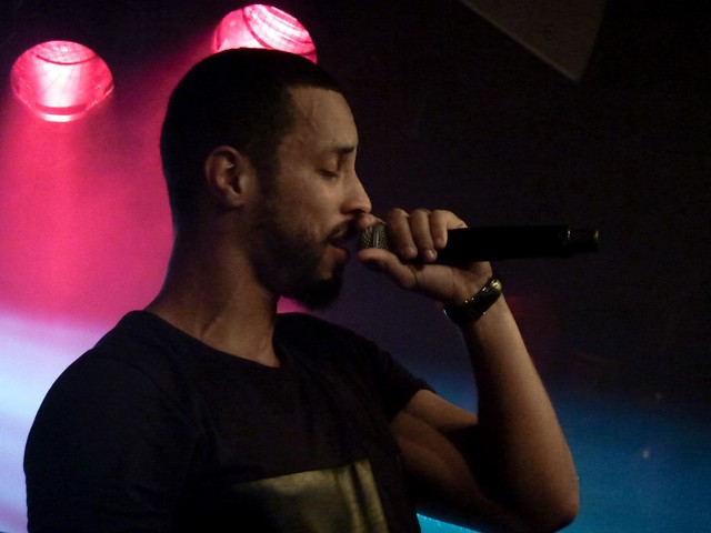 Disiz - Studio SFR, Paris (2013)