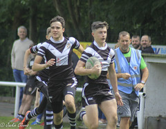 Saddleworth Rangers v West Bank Bears 16s 17 Jul 16 -3 (clowesey) Tags: west youth rugby bears north under bank 16 rangers league widnes rugbyleague saddleworth under16 saddleworthrangers westbankbears widneswestbank northwestyouthleague widneswestbankbears