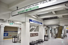 DSC_1537 (billonthehill2001) Tags: boston subway mbta governmentcenter greenline blueline