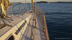 Winded Voyage Vessel (Sailor Alex) Tags: boat sailboat sloop vessel sardinia yachting cruising cruisers yacht sea sailing