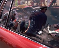 1966 Ferrari 330 GT (sheelkapur) Tags: plaubel makina 67 mediumformat film ilovefilm ishootfilm filmisnotdead analog gameoftones ektar iso100 kodak 6x7 nikkor 80mm f28 ferrari gt 330
