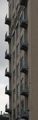 (TheMachineStops) Tags: outdoor nyc manhattan newyorkcity westvillage 2009 balconies building architecture