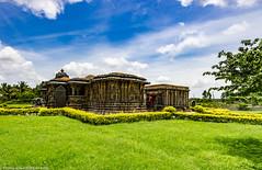 Bucheswara Temple, Koravangala (bikashdas) Tags: karnataka india koravangaladoddaghavallibelavadijavagalshettihali ind koravangala bucheshwara hassan heritage hoysala hoysalaarchitectures