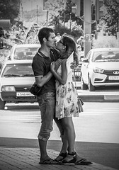 Passion (ezhikoff) Tags: love couple passion hugs