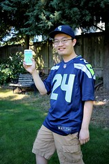 Pokemon Go Player (PixelMakerEric) Tags: pokemon pokemongo smartphone game phone app play player mobile augmented reality online social guy