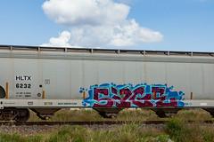 (o texano) Tags: houston texas graffiti trains freights bench benching sage