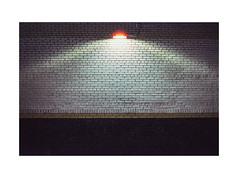 Night Light (James Eleftherion) Tags: leica m3 homedeveloped streetphotography zeiss planar 50mm c41 tetenal kodak cinefilm iso800 nyc night midnight shapes lightandshade epson v600 manhattan film analog filmisnotdead summer geometry angles blacks lines whites witchinghour