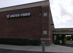 Rx drive-thru and ClickList, Jonesboro Marketplace edition (l_dawg2000) Tags: 2014 apparel ar arkansas bakery caf clothing delicatessen food formermallsite grocery grocerystore jewelry jonesboro kroger marketplace marketplacedcor new produce retail throwback toys unitedstates usa
