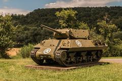 M10 Tank Destroyer (Yami-Photography) Tags: panzer m10 tank destroyer militr hackenberg frankreich canon eos 70d urbex