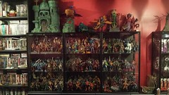 Masters of the universe classics desplay cabinets (custombase) Tags: