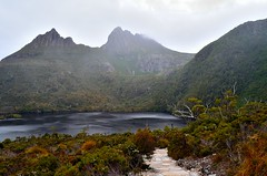 Cradle Mountain, Tasmania (Seor Bz [Insta: _flying.solo_ ]) Tags: cradle mountain tasmania australia nature hill water lake dove