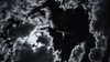 . . . soar eight (orangecapri) Tags: orangecapri flying airplane jet clouds sky light lightanddark black white toned monotone explore explored