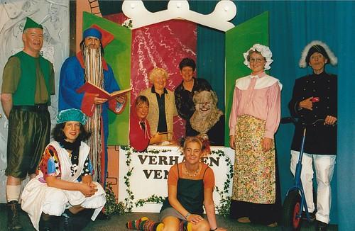 200010 Ferrie Teel en de Vergeetkorrels (famstuk) 2 kl