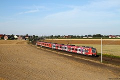 424 026 (Drehstromkutscher) Tags: db deutsche bahn br baureihe 424 sbahn hannover eisenbahn zug railway railfanning train trainspotting trains