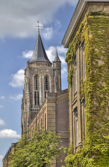 """Church tower of Gorinchem • <a style=""""font-size:0.8em;"""" href=""""http://www.flickr.com/photos/45090765@N05/15665613790/"""" target=""""_blank"""">View on Flickr</a>"""