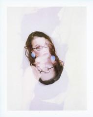 Kirstie (mattbellphoto) Tags: polaroid 690 250 kirstie expiredfilm packfilm instantfilm 114mmf45 janellestarrett
