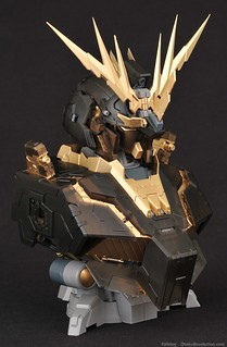 Seraph Hobby Banshee Bust - Straight Build 14 by Judson Weinsheimer