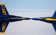 Blue Angels (Rami Khanna-Prade) Tags: plane canon warrington florida aircraft solo hornet fighters 500mm blueangels usn pensacola extender demoteam crossover fa18 mkiii fighterjets 14x vortexes npa naspensacola 1dx navalairstationpensacola knpa extender14xmkiii