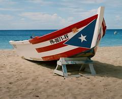 Yola (GOJR.) Tags: film analog mediumformat puertorico yola aguadilla fishermanboat mamiyarb67pros kodakportra160nc crashboatbeach mamiyakl127mmf35