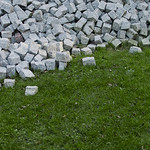 """Bricks on a grass<a href=""""http://www.flickr.com/photos/28211982@N07/15878643610/"""" target=""""_blank"""">View on Flickr</a>"""