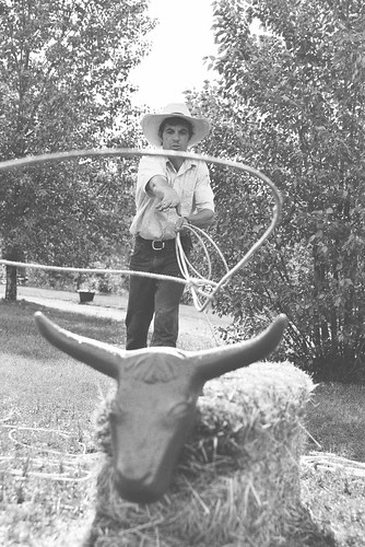 Roping Lessons