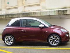 Opel Adam (Riex) Tags: auto adam car automobile gm wheels voiture opel hatchback vauxhall twodoor citycar s95 twotonepaint canonpowershots95