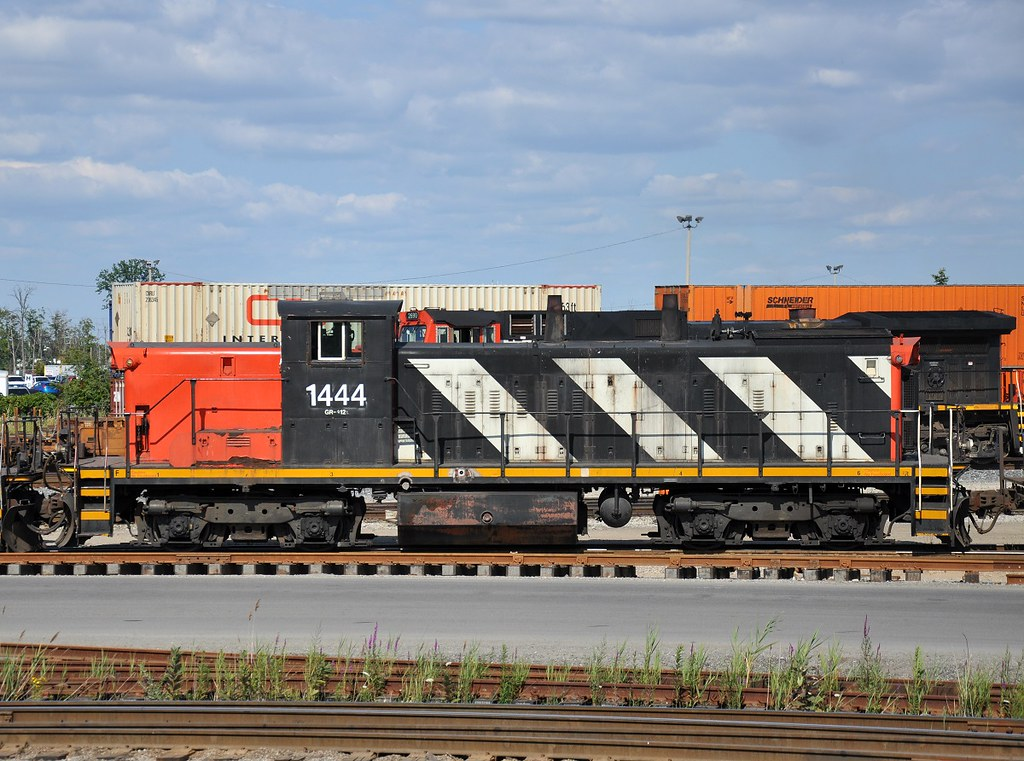 cn rail essay How to become a locomotive engineer: education and career roadmap learn how to become a locomotive engineer research the education programs, training information, and certification required for starting a career in the railroad industry.