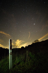 Camp Wilson Train Head (Krissy_77) Tags: california longexposure stars star henrycoe