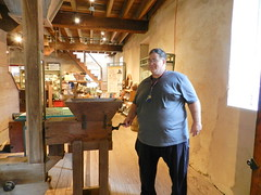 Trip to Bollinger Mill 9/28/2014 17 (whitebuffalobk) Tags: mill missouri coveredbridge burfordville bollingermill