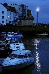 134. Harbour, St Andrews (GraynKirst) Tags: reflection boats evening scotland harbour fife dusk standrews eastcoast kirstyjarman
