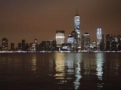 World Trade Center, 1-18-15 (local1256) Tags: nyc newyorkcity jerseycity worldtradecenter hudsonriver wtc