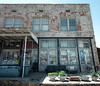 Ground Zero Blues Club building (c. 1920), view 04, 252 Delta Ave, 0 Blues Alley, Clarksdale, MS, USA
