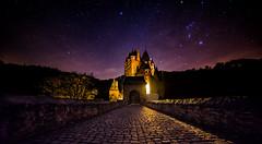 Burg Eltz (Mario Oberfrank) Tags: castle night nikon nightshot burg d800 eltz