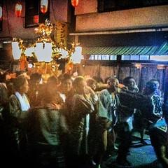 Mikoshi (KT.pics) Tags: summer people festival japan tokyo shibuya culture heat   mikoshi   cooljapan instagram ktpics