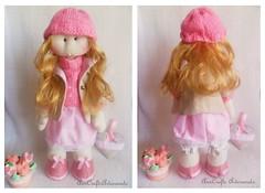 AnnCrafts Dolls - Carlota Doll Pormenores a (AnnCrafts Artesanato) Tags: handmade boneca tilda handmadedolls handmadedoll anncraftsdesign anndolls