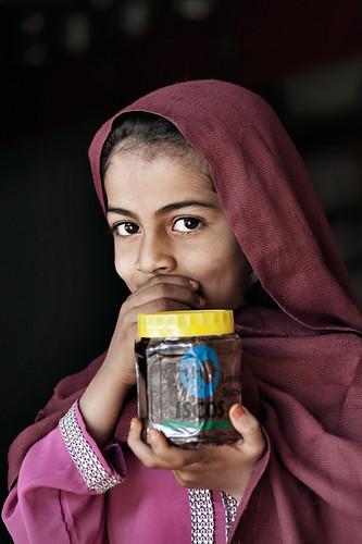Husna, 6 anni