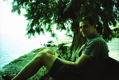 Peloponnes 2014 (frauspatzi) Tags: analog 35mm xpro hiking mani greece griechenland c41 peloponnes