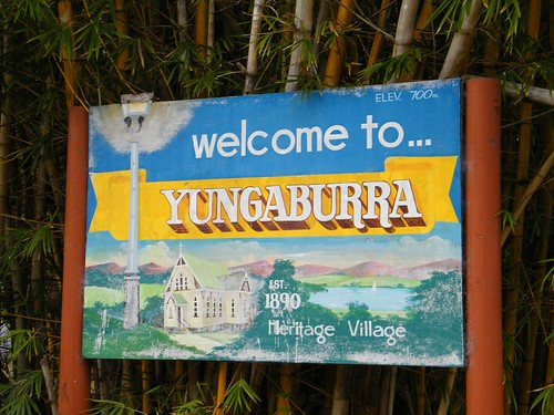 Welcome to Yungaburra
