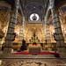 L'Altare maggiore del Duomo di Siena