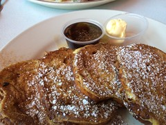 Cinnamon French Toast #3 (scumdogsteev) Tags: food breakfast houston diner sugar frenchtoast diners 59diner powderedsugar dinerfood cinnamonfrenchtoast