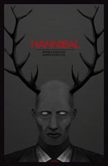 Hannibal Fan art (J.Llanos) Tags: fan fanart doctor horn reno cuernos serie reddeer hannibal lecter ciervo tvseries willgraham
