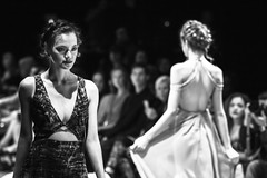 Christine Wang (micadew) Tags: blackandwhite bw fashion blackwhite modeling models style sacramento fashionshow fashionista bnw stylish modgirls sacramentofashionweek micadew interestingmicadew mysacramento
