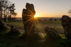 Rollright sunrise (grbush) Tags: sun sunrise dawn oxfordshire daybreak stonecircle rollrightstones rollright tokinaatx116prodxaf1116mmf28 sonyslta77
