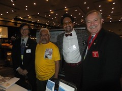 District 5 Knights and ONE Conference, Vancouver 14 Feb 2015